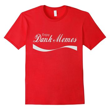 Enjoy Dank Meme's Funny Teenager MLG Beach Party Shirt