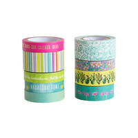 Tropical Washi Tape Tube By Recollections™
