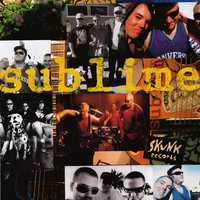 Sublime Band Collage Poster 11x17