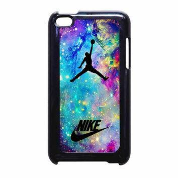 DCKL9 Nike Air Jordan Nebula iPod Touch 4th Generation Case