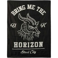 Bring Me The Horizon Steel City Poster Flag - Flags & Tapestries - Posters/Wall Art - Rockabilia