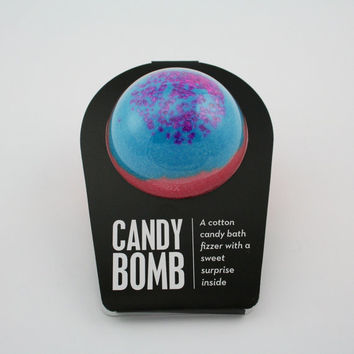 THE CANDY BOMB, Bath Bomb, Bath Fizzer, Bath Fizzy, Surprise Inside, Bath and Body