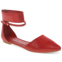 Chinese Laundry Encino Ankle Strap Flats