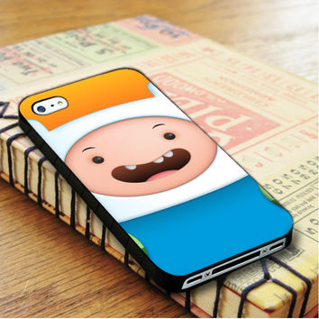 Adventure time finn jake bmo bubble | For iPhone 4/4S Cases | Free Shipping | AH1037