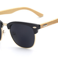 Wooden Vintage Sunglasses 2016