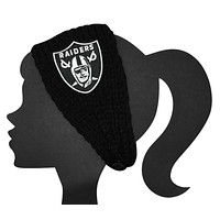 Raiders Knit Headband