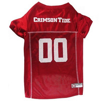 Alabama Crimson Tide Jersey Large