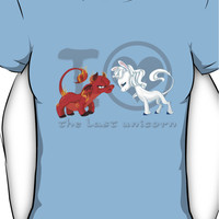 I heart The Last Unicorn Women's T-Shirt
