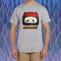 Face Clumsy Ninja design for tshirt