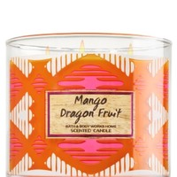 3-Wick Candle Mango Dragon Fruit