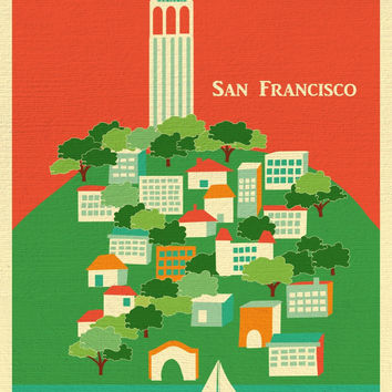 San Fransisco, California - Coit Tower