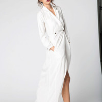 Boston Gown White | Stone Cold Fox
