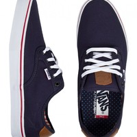 Vans Chima Ferguson Pro Shoes - Navy/Red