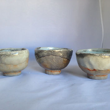 Decorative Hand built ceramic bowl (Not functional) (Free Shipping in US)