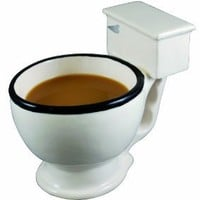 Amazon.com: Big Mouth Toys Toilet Mug: Kitchen & Dining