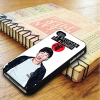 Calum Hood 5 Seconds Of Summer Band iPhone 5 Or 5S Case