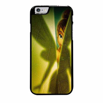 tinkerbell green leave iphone 6 plus 6s plus 4 4s 5 5s 5c 6 6s cases
