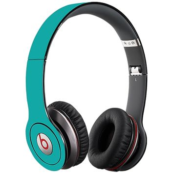 Turquoise Skin for the Beats Solo HD by skinzy.com