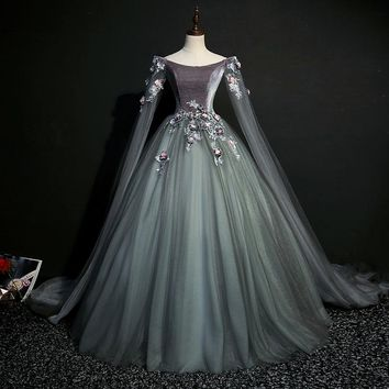 Small 18th Century Coronation Cosplay Ball Gown Princess Fairy Dress