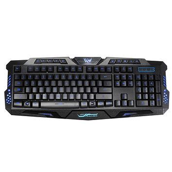 LED Backlight Gaming Keyboard