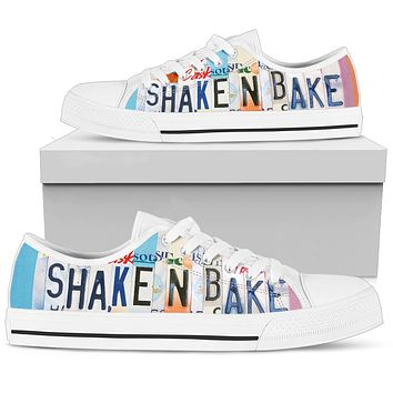 Shake n Bake Low Top Shoes