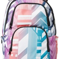 Roxy Juniors Huntress Backpack, Wild Road Calypso, One Size