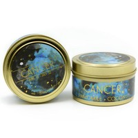 Often Wander - Cancer Travel Candle