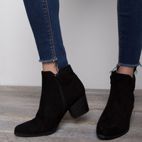 Nero Ankle Booties