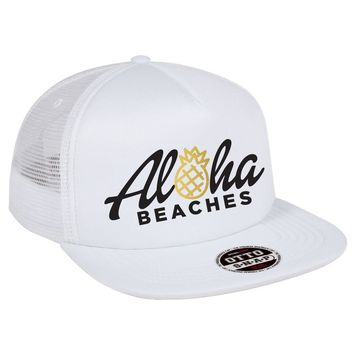 Aloha Beaches Trucker Hat