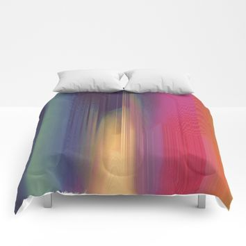 smoothprism Comforters by DuckyB