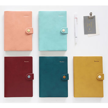 2016 Livework Rainbow dated diary scheduler - large