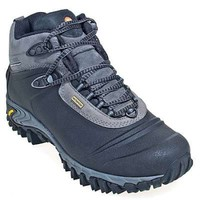 Merrell Boots: Mens Thermo 6 Black Waterproof Vibram Hiker Boots J82727