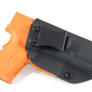 "Springfield XD(M) 3.8"" Compact IWB KYDEX Holster"