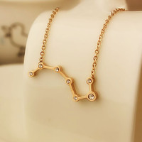 The Big Dipper Necklace