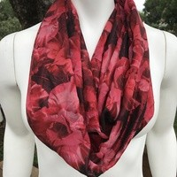Women's polyester scarf from Nicole Ray Shop