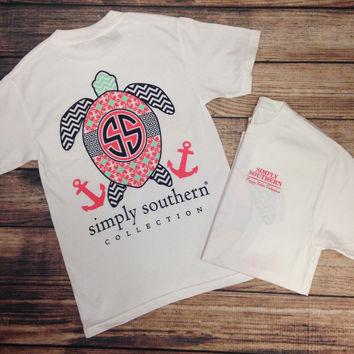 SIMPLY SOUTHERN - TURTLE TEE