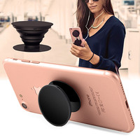 Popsocket Pop Socket Phone Holder Stand Universal Expanding Stand and Grip Mount for Smartphone Car Phone Holder For iPhone 6 6s