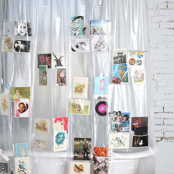Urban Outfitters - Pockets Shower Curtain