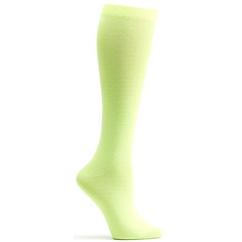 Neon Knee High Sock