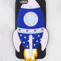 Rocket Ship iPhone Case