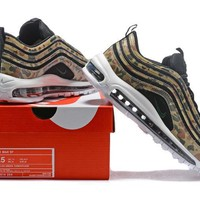 Nike Air Max 97 Country Camo International Aj2614 204 Size 40 46   Best Deal Online