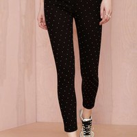 Nasty Gal Denim - The Stud Skinny