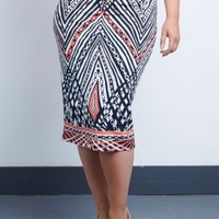 Jersey Skirt from Anna Scholz plus size skirt collections online. Buy women's fashion clothing in sizes 16- 28