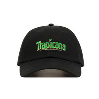 TRAPicana Cap in Black