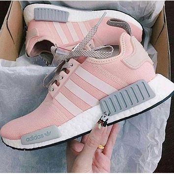 CADIDAS Women Running Sport Casual Shoes NMD Sneakers  F