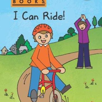 I Can Ride! Scholastic Readers: Bob Books