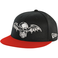 Avenged Sevenfold Men's  Baseball Cap Black