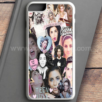 Marina And The Diamonds iPhone 6S Plus Case | casefantasy