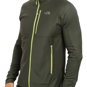 New with Tag - The North Face FuseForm Dolomiti Green Full Zip Men's Jacket