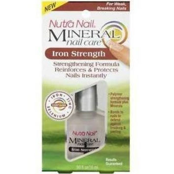 Nutra Nail Mineral Iron Strength